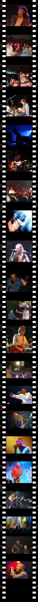 Rockfestival Filmstreifen