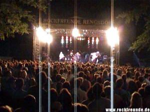 Schnappschuss Rockfestival